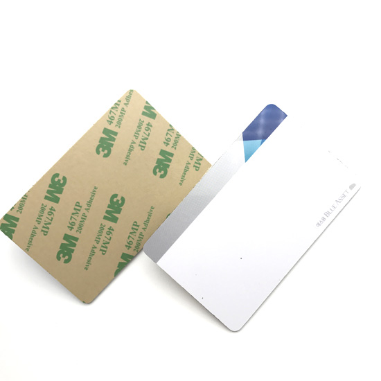 Long Range Alien H3 Chip Smart UHF 10m RFID Card