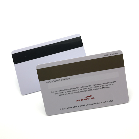 PVC VIP Card With Special Magnetic Stripe