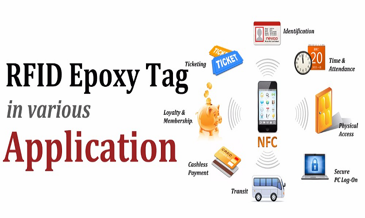 Rfid Epoxy Tag Application