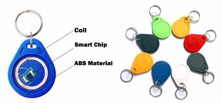 Programmable Rfid Key Fob