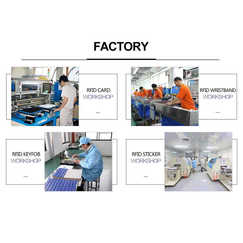 china RFID Card factory