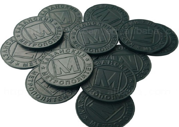 Mifare Subway Token