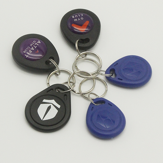 nfc sticker keyfob