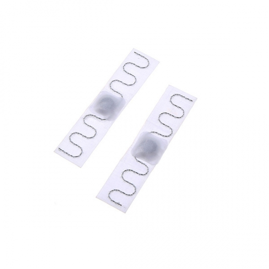 860-960MHZ UHF Textile Fabric Woven Linen Clothing Rfid Laundry Tag