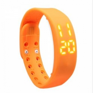 RFID Impermeável LED Sport Smart Wristband
