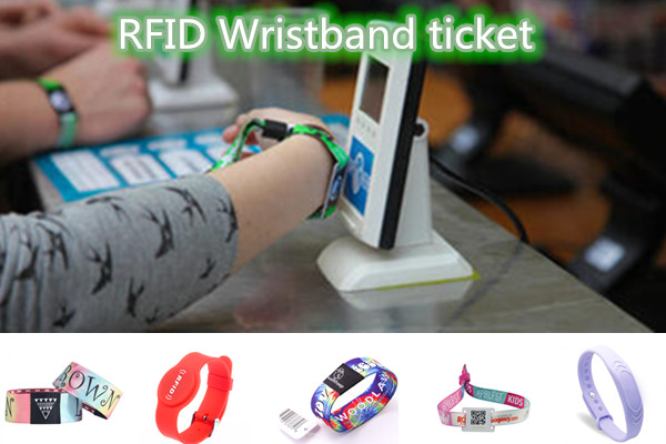 RFID ticket management system